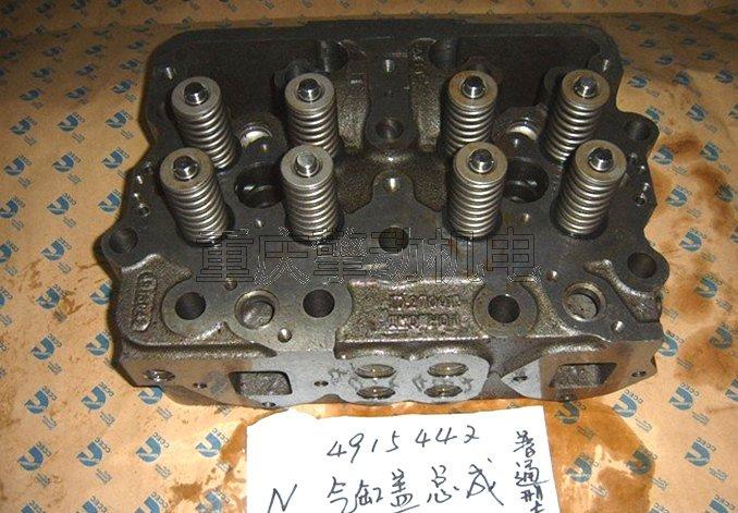 > 重庆康明斯nt855/nta855/ntaa855发动机气缸盖,缸盖总成图片